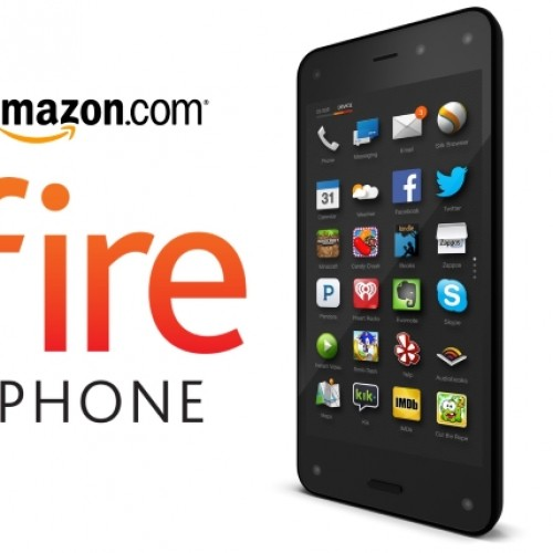 Amazon Fire Phone $189 with 1 year of Prime starting now
