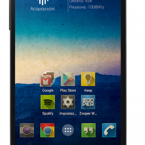 Get This Look: 'Primium' Zooper Widget