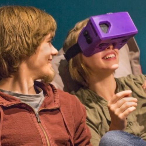 MergeVR to bring Virtual Reality to Android smartphones later this year