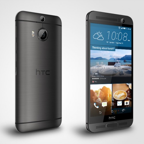 HTC One M9+ formally announced for China