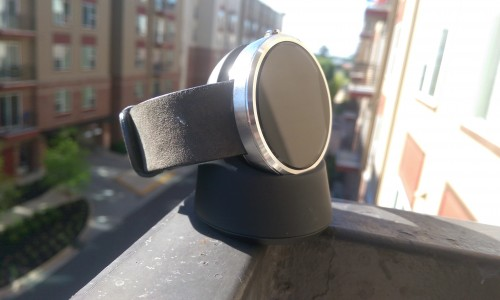7 months in, the Moto 360 is still the best Android Wear smartwatch on the market