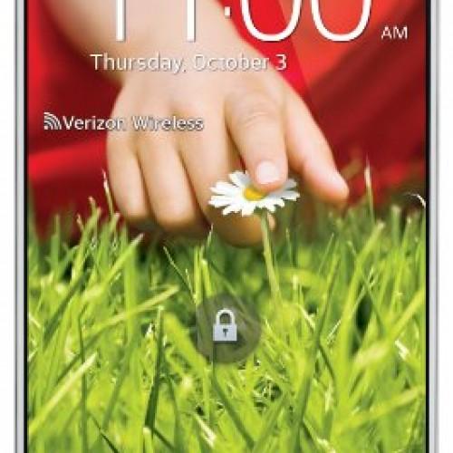 LG G2, White 32GB (Verizon Wireless)