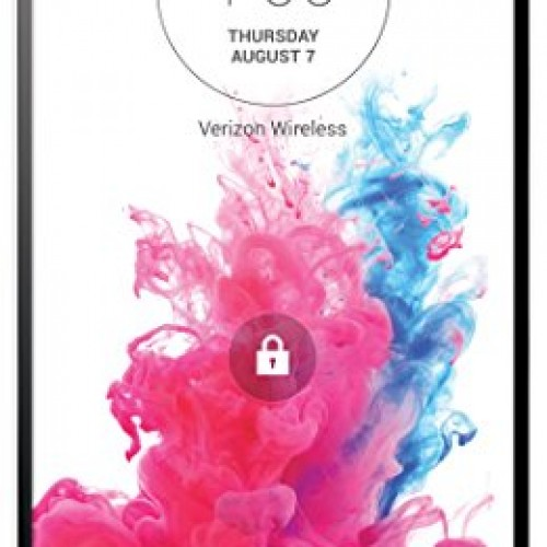 LG G3, Silk White 32GB (Verizon Wireless)