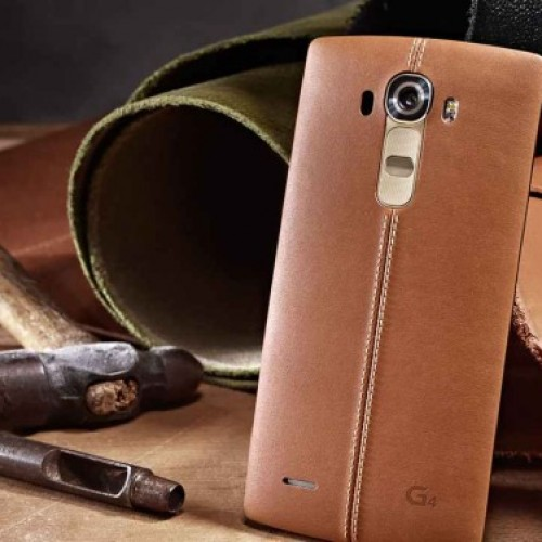 LG G4 outed prematurely and then promptly pulled