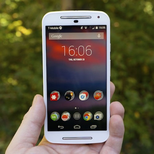 Unofficial CyanogenMod 12.1 ROM released for Moto G 2014
