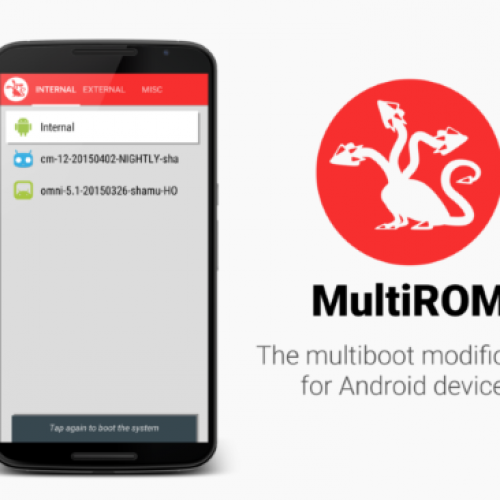 Phenomenal multiboot tool, MultiROM, has added support for the Nexus 6.