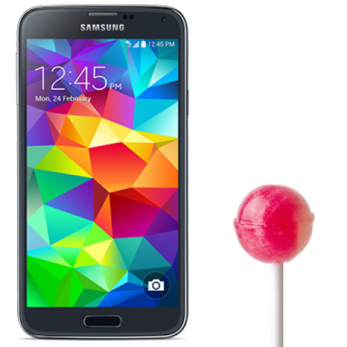 AT&T rolling out Lollipop to Galaxy S5 today