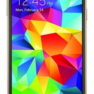 Samsung Galaxy S5, Copper Gold 16GB (Verizon Wireless)