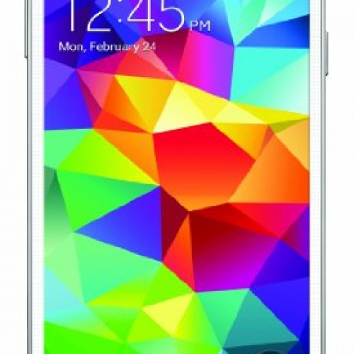 Samsung Galaxy S5, White 16GB (Verizon Wireless)