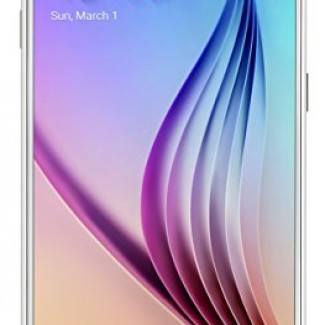 Samsung Galaxy S6, White Pearl 32GB (Verizon Wireless)