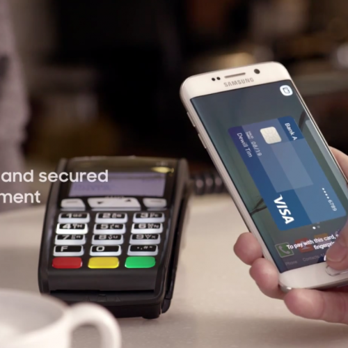 Good luck trying to use Samsung Pay on Verizon Wireless