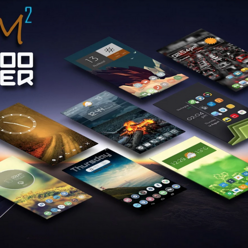 Get This Look: 'MindPlay' Zooper Widget