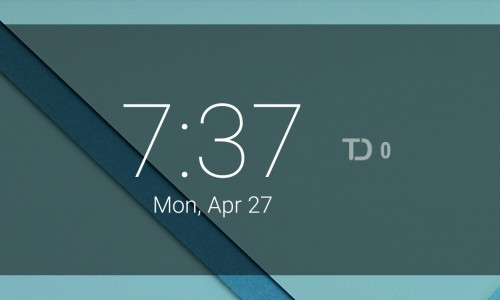 Simplifying widgets with DashClock Widget (Monday Makeover)