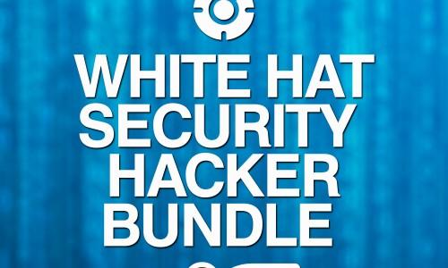 White Hat Hacker Bundle, $49