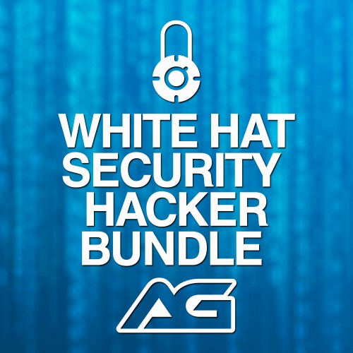 White Hat Hacker Bundle, $49