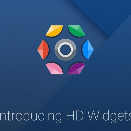 Taking control of widgets with HD Widgets (Monday Makeover)