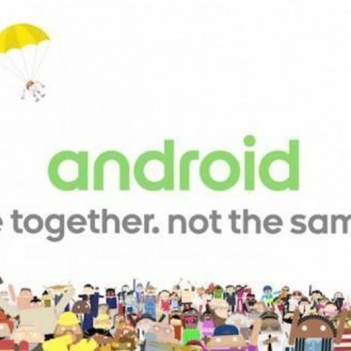 Android ads.  Fun, creative, and powerful. Check out the YouTube videos.