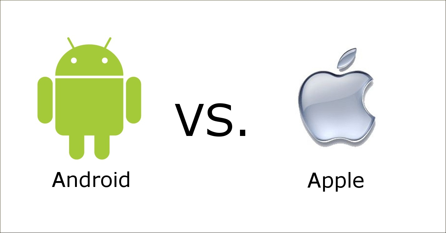 apple vs android Smartphone os android: the discussion all signs point to late 2017 and certainly 2018 being very strong for apple as much of its installed base seems ready.