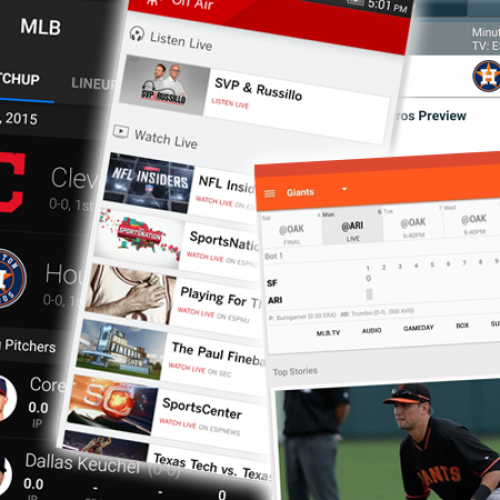 PLAY BALL! The best baseball apps for the 2015 season