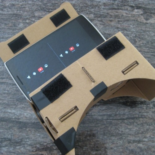 Google Cardboard: A low-priced virtual reality experience (review)