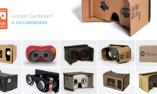"Google announces ""Works with Google Cardboard"""