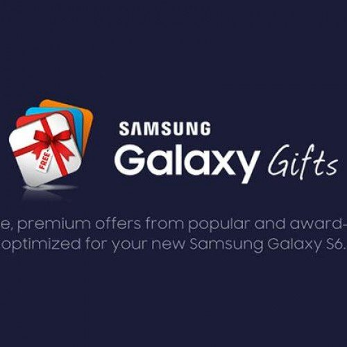 Exclusive Galaxy Gifts Package for Samsung Galaxy S6 and S6 Edge