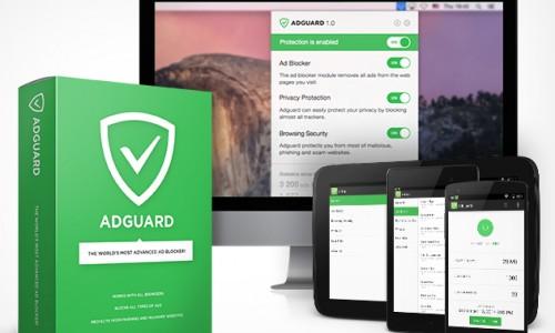 AdGuard Premium, 67% off