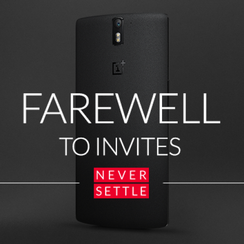 OnePlus no longer requires invites for One smartphone