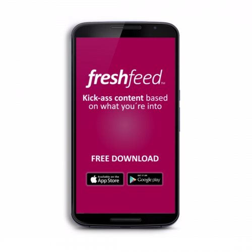 App of the Day: FreshFeed