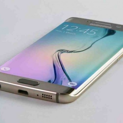 Sales may be slow for the Samsung Galaxy S6 Edge due to low supply of curved screens.