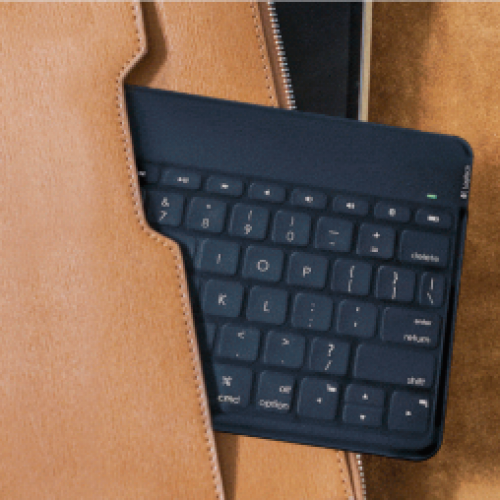 Keys-To-Go is Logitech's latest Android keyboard and is available now for $69.99.