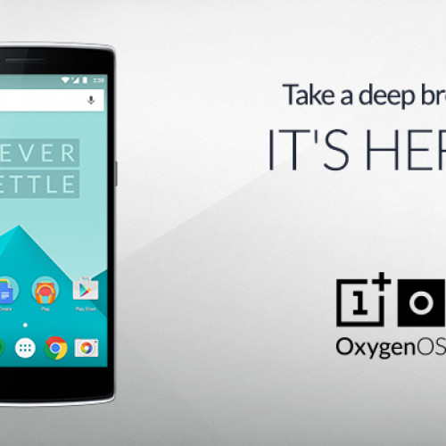 OnePlus OxygenOS now available for One smartphones