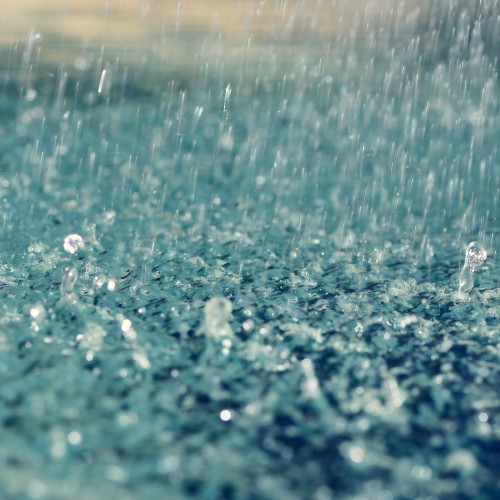 Get notified about coming rain with this app