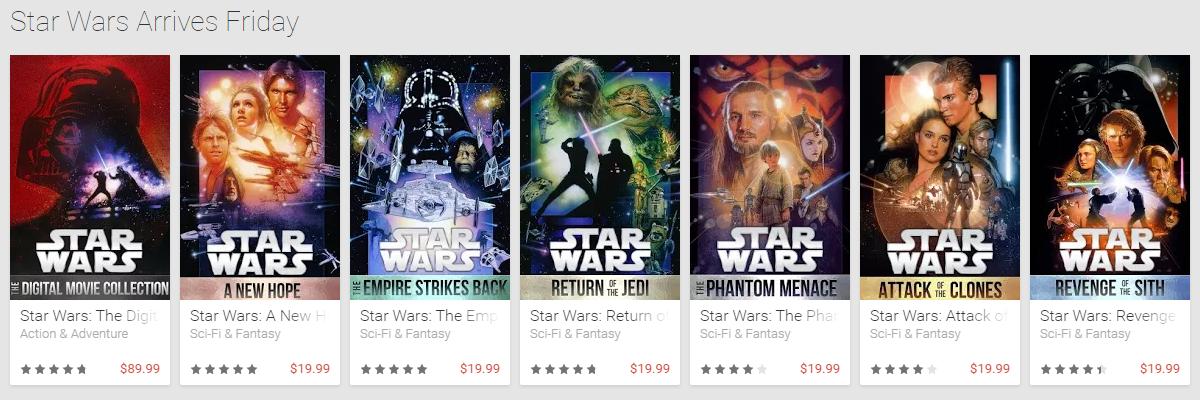 star wars saga comes to google play on friday april 10