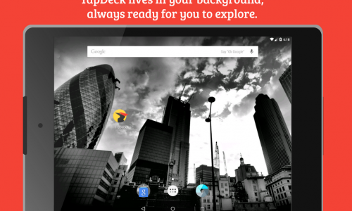 App of the Day: TapDeck