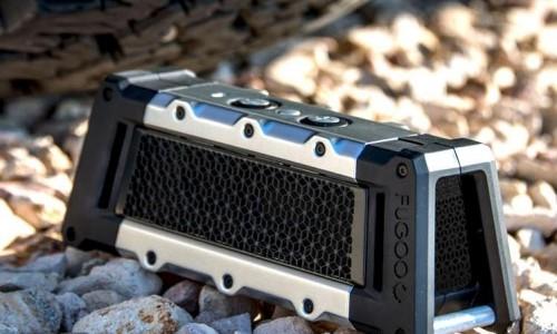 Fugoo Tough speaker – The absolute best speaker available