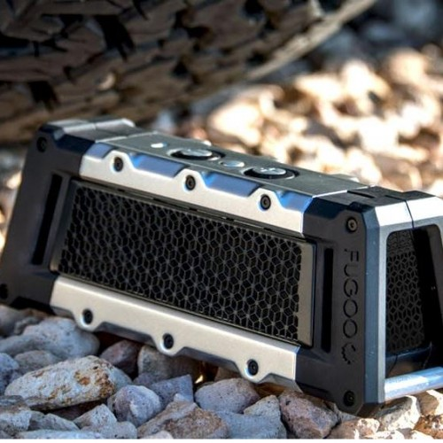 Fugoo Tough speaker – The absolute best speaker available