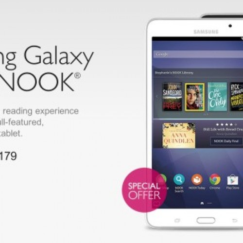 Barnes and Noble slashes prices on its Nook tablet lineup