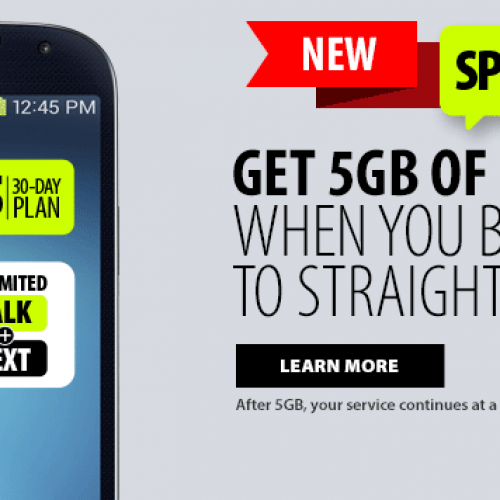 Straight Talk now offering 5GB data in $45 rate plan