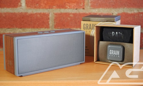 Grain Audio Packable Wireless Speaker System review