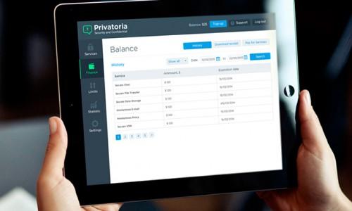 Privatoria Personal VPN: 3-Yr Subscription, $39