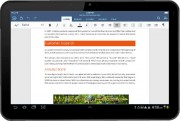 Microsoft Office Android Tablet