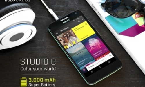 Blu releases Studio C 99 dollar Android smartphone on Amazon.com