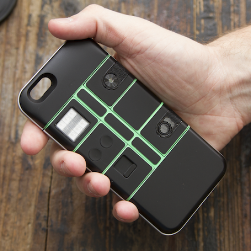 The nexpaq brings modules to your smartphone case