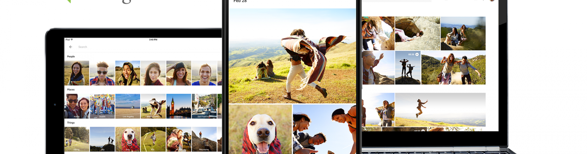 Google rethinks pictures and videos with launch of Photos
