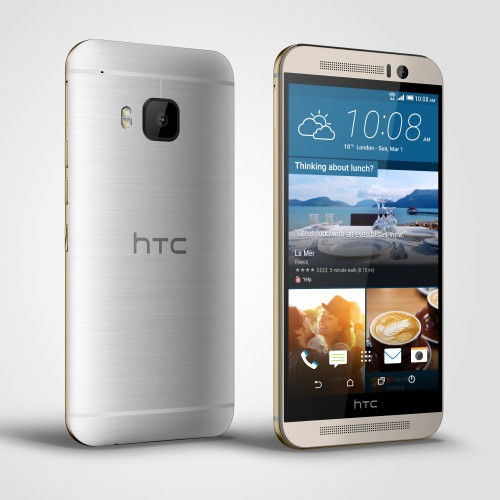 Sprint's HTC One M9 to receive Android 5.1 Lollipop from July 1