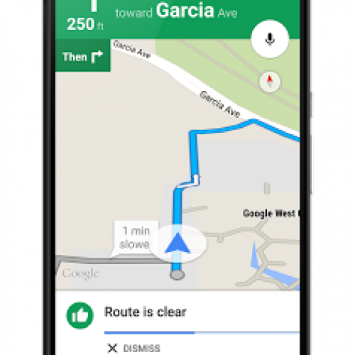 Google Maps updated to help you avoid delays