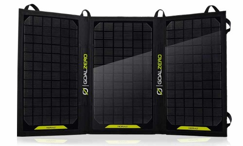 Need a solar power charger or weatherproof speaker? Check out these Goal Zero deals!