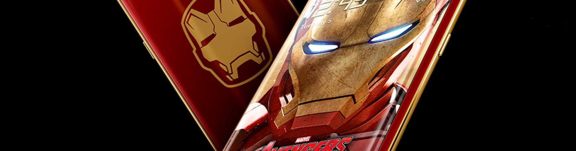 Samsung debuts limited edition Iron Man variant for Galaxy S6 Edge
