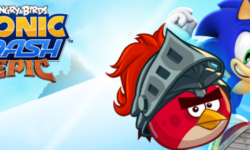 Sonic Dash and Angry Birds Epic Celebration (review)